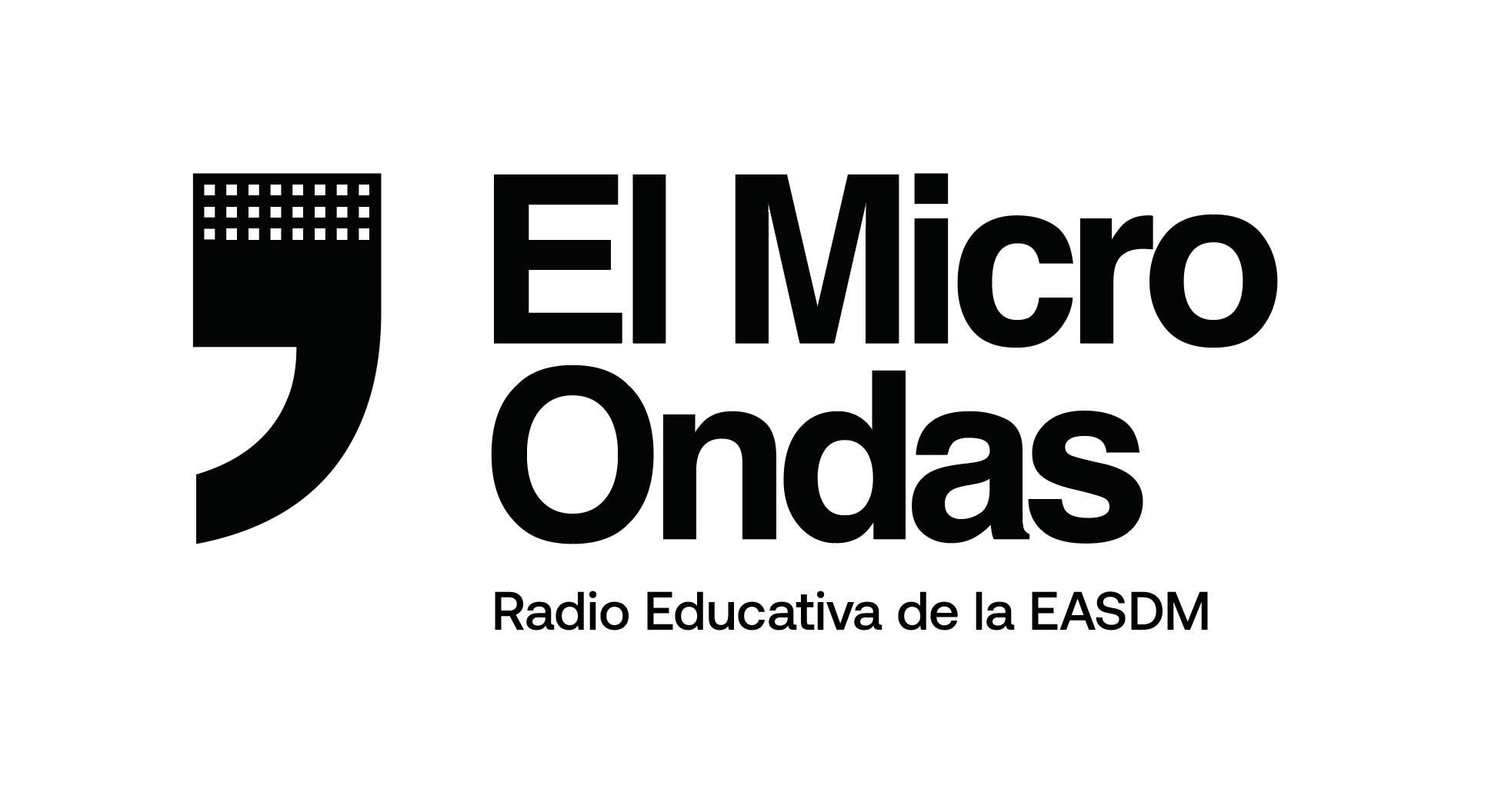 El micro ondas Radio educativa de la EASDM